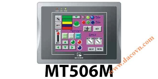 """MT506MV HMI Weintek – Easyview màn hình HMI 5.7"""" màu MT506MV"""