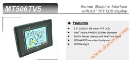 "MT506TE HMI Weintek – Easyview màn hình HMI 5.7"" màu MT506TE"