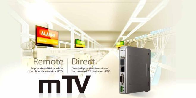 mTV_Series, Bộ điều khiển giao tiếp màn hình TV LCD dòng mTV Series