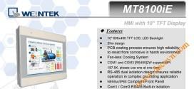 "MT8100iE HMI Weintek – Easyview màn hình HMI 10"" màu MT8100iE"