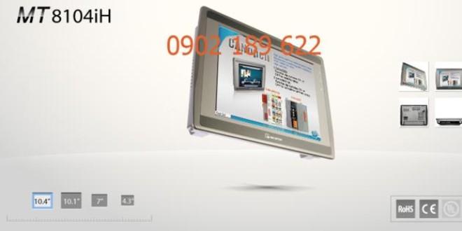 "MT8104i HMI Weintek – Easyview màn hình HMI 10.4"" màu MT8104i"