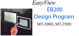 Phần mềm HMI Weintek – Easy Builder EB200