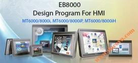 Phần mềm HMI Weintek – Easy Builder EB8000 Ver4.66