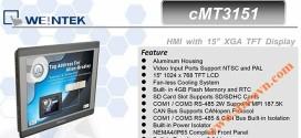 Màn hình cảm ứng hiển thị HMI Weintek cMT3151: 15 Inch