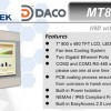 MT8073iE HMI Weintek – Easyview màn hình HMI 7 Inch mầu MT8073iE