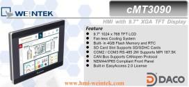 Màn Hình Cảm Ứng Hiển Thị HMI Weintek CMT3090: 9.7 Inch
