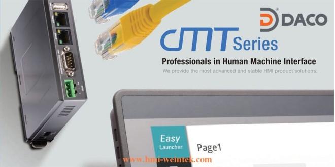 Tài liệu kỹ thuật về Hệ thống sản phẩm cMT Weintek