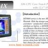MT8121X Màn hình cảm ứng HMI Weintek 12.1 Inch