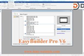 Phần Mềm HMI Weintek – Easy Builder Pro Ver 6