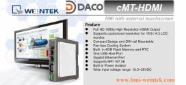 cMT-HDMI Bộ điều khiển giao tiếp màn hình Tivi LCD, Clound HMI Weintek