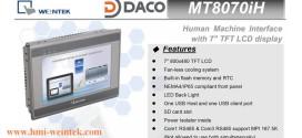 "MT8070iH HMI Weintek – Easyview màn hình HMI 7"" màu MT8070iH"