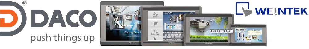 Nhà Phân phối Cung Cấp Màn hình cảm ứng Weintek EasyView-Weinview Eview-Đài Loan