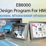 EB8000, Phan mem lap trinh man hinh hmi weintek EB8000