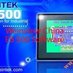 Phan mem lap trinh EB500 Weinview Eview MT500 Series HMI