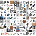 Thư viện đối tượng hình ảnh phần mềm Weintek