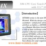 MT8121X Man hinh cam ung HMI Weintek