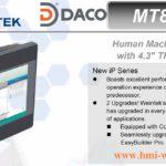 MT8051iP Man hinh cam ung Weintek 4.3 Inch