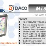Man hinh cam ung HMI Weintek MT8121iE 12Inch